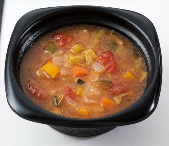 「13日分の野菜のミネストローネ」