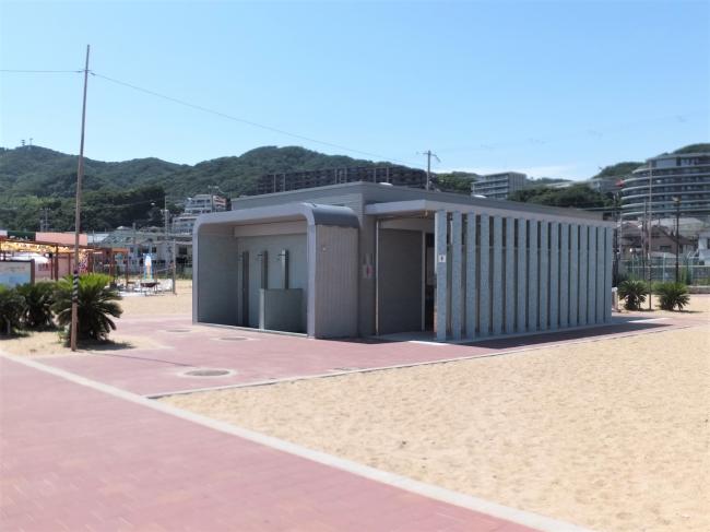 ユニバーサル対応トイレの設置(2019年)