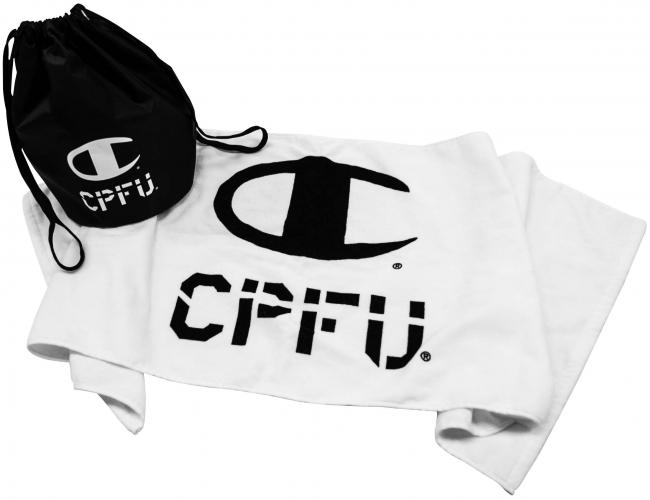 CPFU(R) 巾着ポーチ & 特製タオル イメージ
