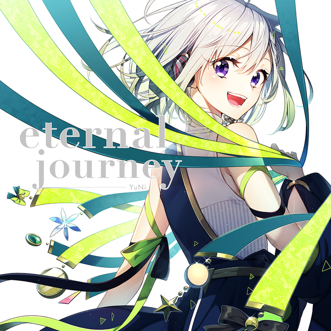 2021.6.16 Release Major Debut Album「eternal journey」【通常盤(CD)】