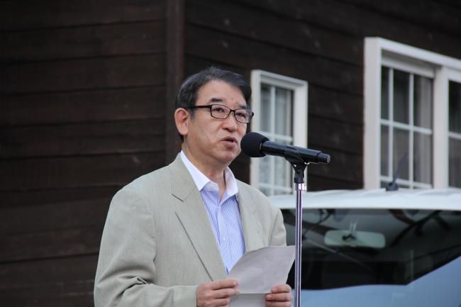 長野県副知事:太田寛(ゆたか)様