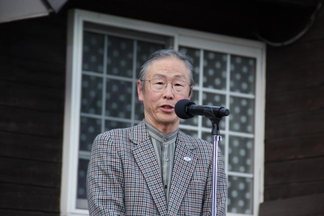 地域DMO松本市アルプス山岳郷 代表理事:齋藤元紀