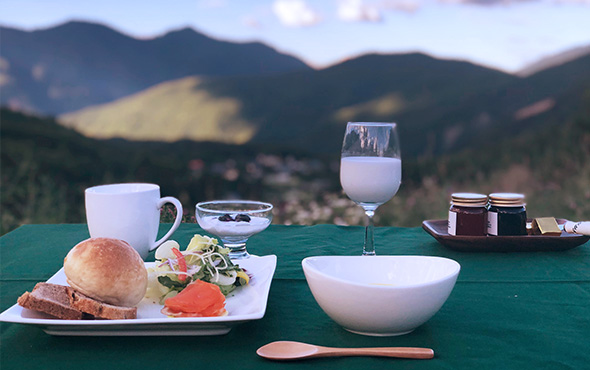 EV Breakfastイメージ