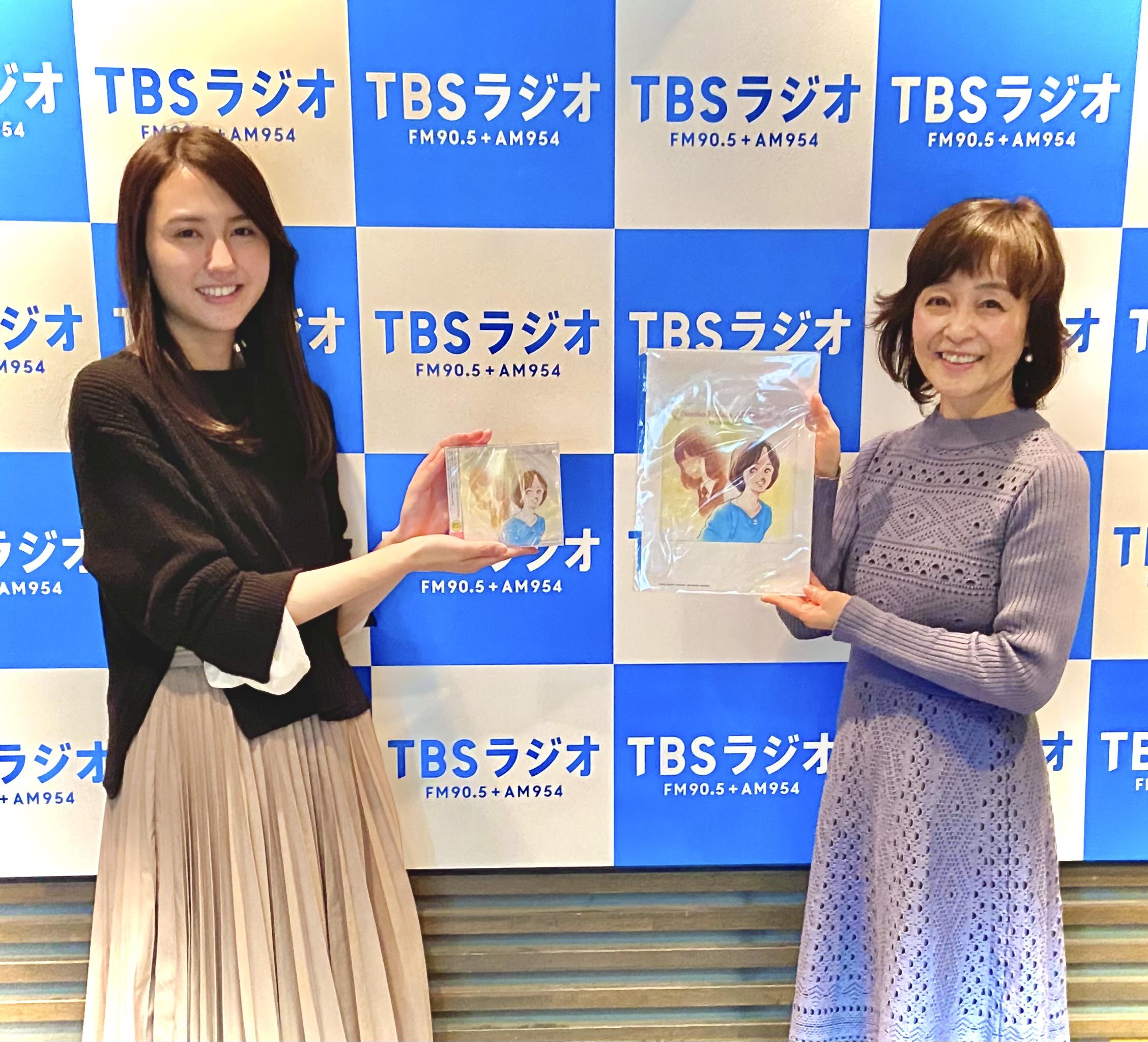 12月6日(日)のゲストは、声優の日髙のり子さん!芸能生活40周年 ...