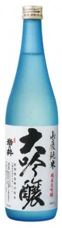 岩の井 大吟醸 - 岩瀬酒造株式会社