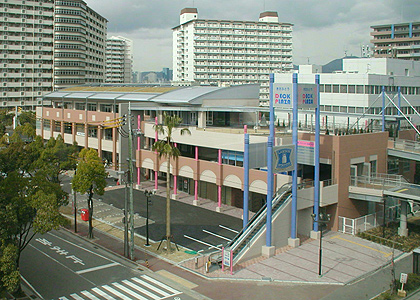 新神戸オフィスビル