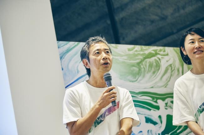 楠本修二郎さん カフェ・カンパニー株式会社 代表取締役社長