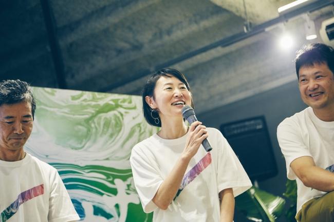 林千晶さん 株式会社ロフトワーク 代表取締役