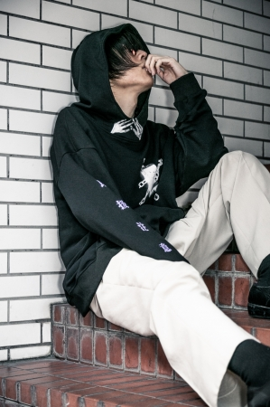 42FORTYTWO×将暉 PULL PARKA