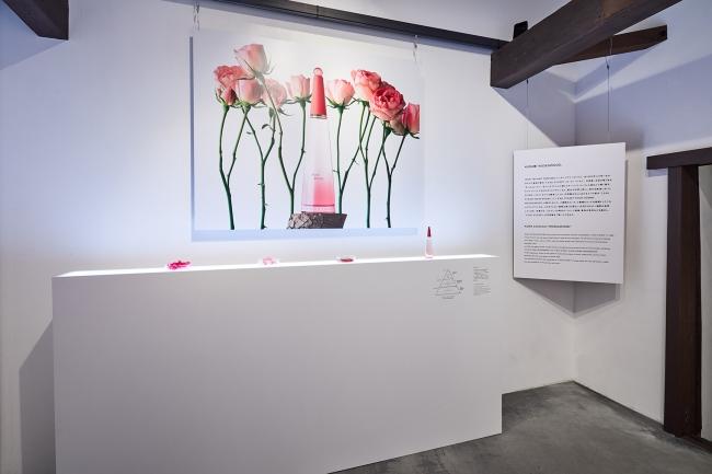 KURA展「ROSE&WOOD」内観2