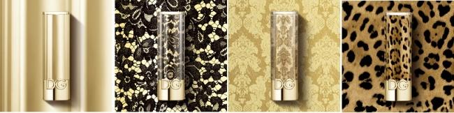 ▲別売キャップ「ザ・オンリーワン キャップトゥコンプリート」4種のカスタマイズが可能(左から01ゴールド、02レース、03ダマスク、04レオパード)