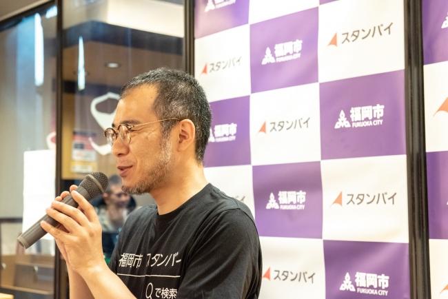 株式会社スカイディスク 代表取締役・最高経営責任者CEO橋本 司氏