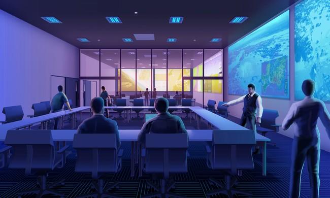 危機管理対策室イメージ