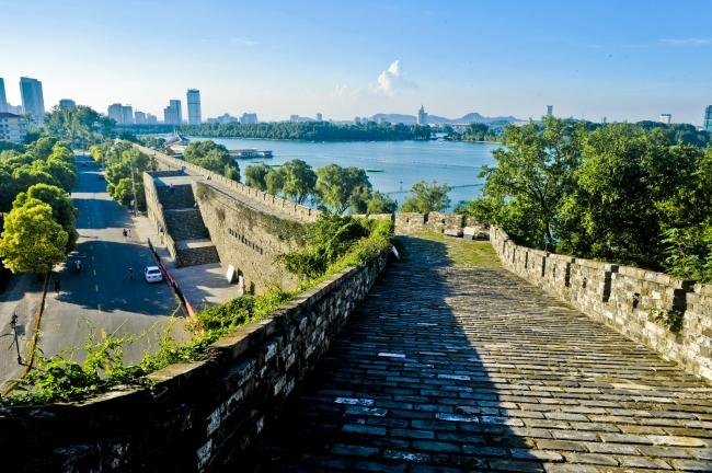 南京明城壁