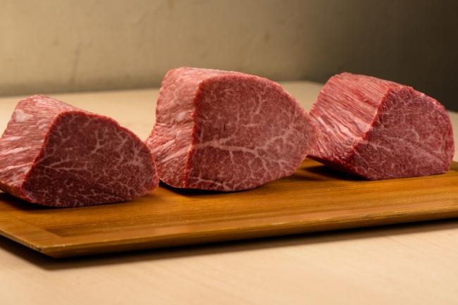特撰和牛ヒレ肉