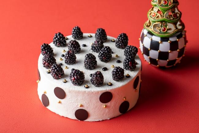 ※4クリスマスショートケーキ・ア・ラ・アリス