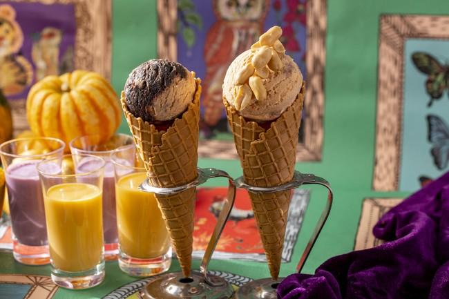 塩ピーナッツバターアイスクリーム