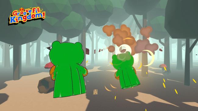 ゲームごとにいろいろなクセのあるキャラクターがガイドしてくれるぞ!