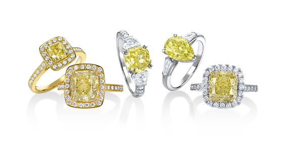 GOODHOPE Yellow Diamond Colleciton
