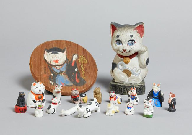 河村目呂二の猫 (C)Private Collection