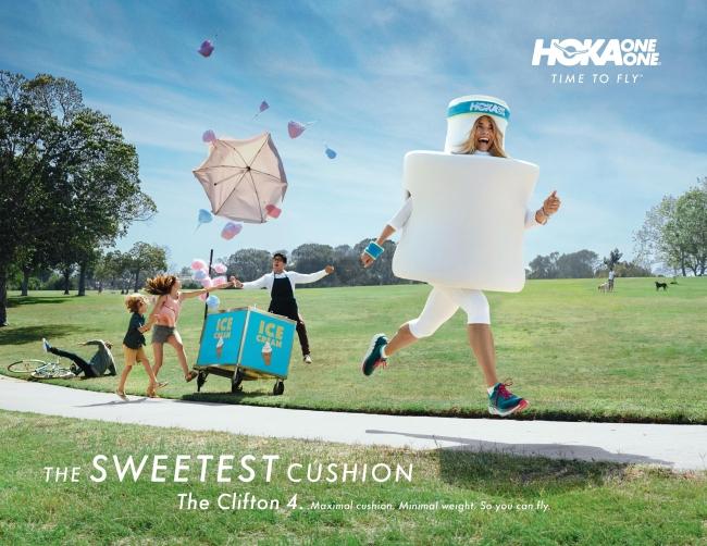 THE SWEETEST CUSHION キャンペーン イメージ