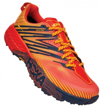 SPEEDGOAT GTX(Mandarin Red・Gold Fusion)