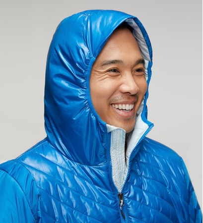 PUFFY JACKET(Imperial Blue)