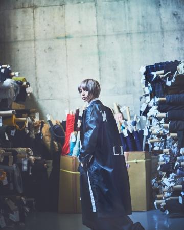 LIMI feu × WIND AND SEA コート(Black) 42,000 yen+Tax