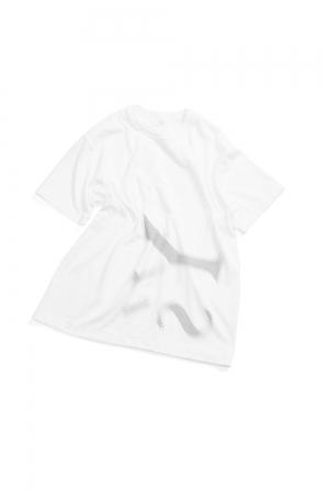 Y's Logo T-shirt White