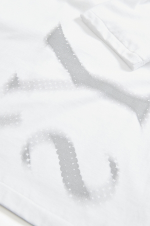 Y's Logo White