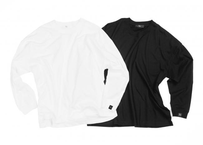 ラウンジウェアコレクション オーバーサイズロングスリーブTシャツ