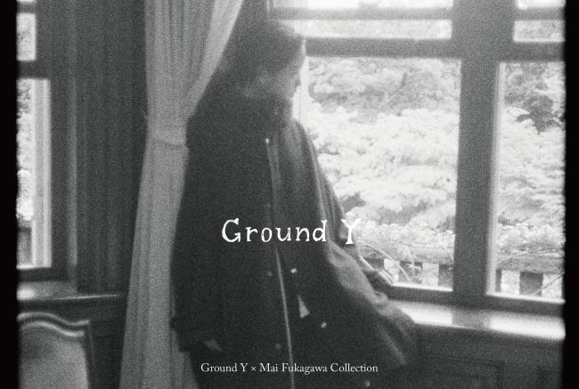 Groound Y × Mai Fukagawa T-shirt Collection Main