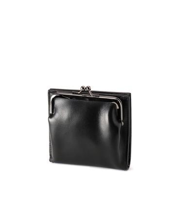 Clasp wallet Black