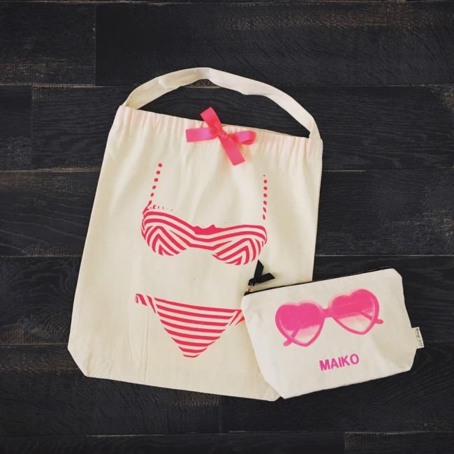 <Bag-all オリジナルバッグ&ポーチ> ※画像はイメージです。