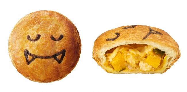 Pie face(パイ専門店) かぼちゃとチキンのチーズグラタン 税抜390円