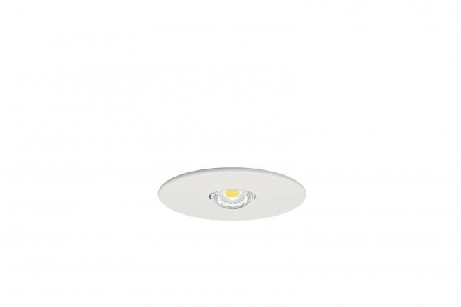 LED非常用照明器具 埋込型Ф100高照度タイプ