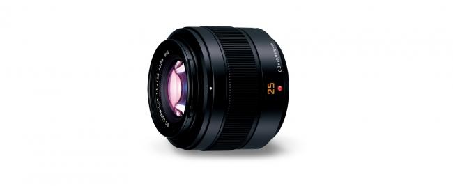 LEICA DG 標準単焦点レンズ「LEICA DG SUMMILUX 25mm/F1.4 ASPH.」