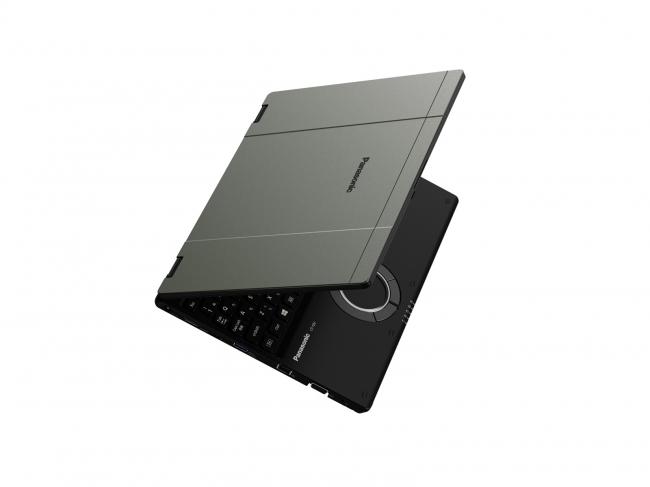 カスタマイズレッツノート「CF-QV8」ブラック ディープメタル