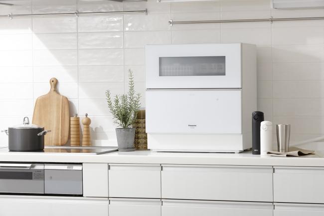 卓上型食器洗い乾燥機 NP-TZ300(設置イメージ)