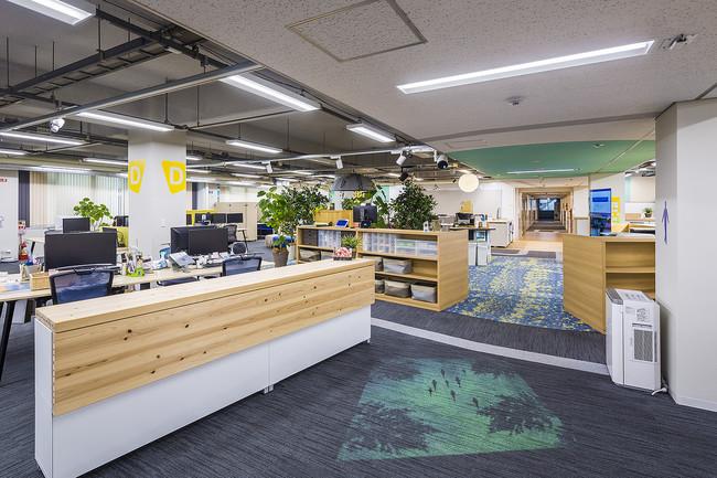 WELL v2予備認証を取得したイノベーションセンター
