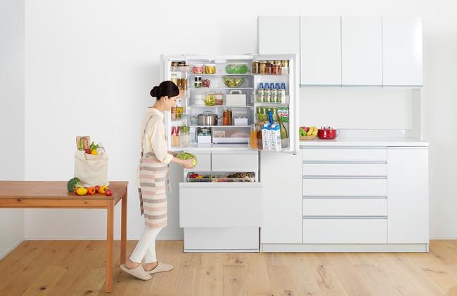 大容量冷蔵庫 MEXタイプ