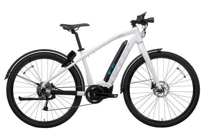 IoT電動アシスト自転車
