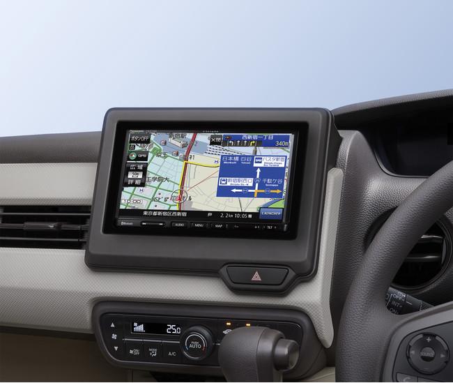 車載イメージ / 「ストラーダ」CN-E330D