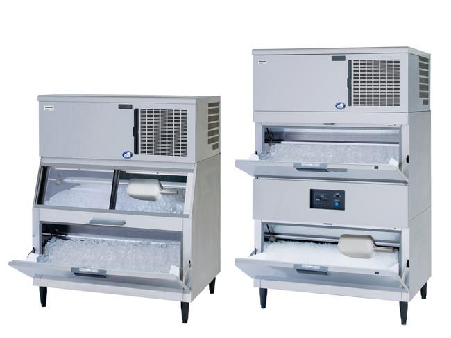 製氷機 スタックオンタイプ「Aシリーズ」