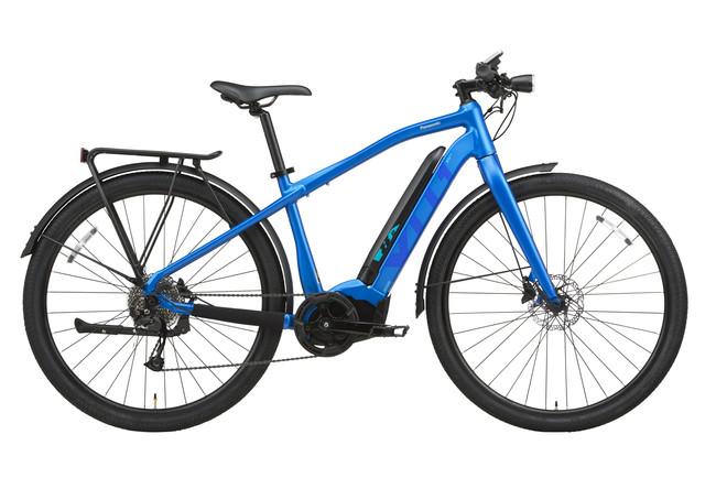 東京2020オリンピック公式電動アシスト自転車「XU1」マットロイヤルブルー