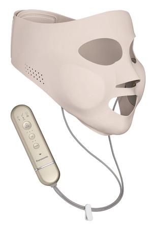 マスク型イオン美顔器 イオンブースト EH-SM50-N(ゴールド調)