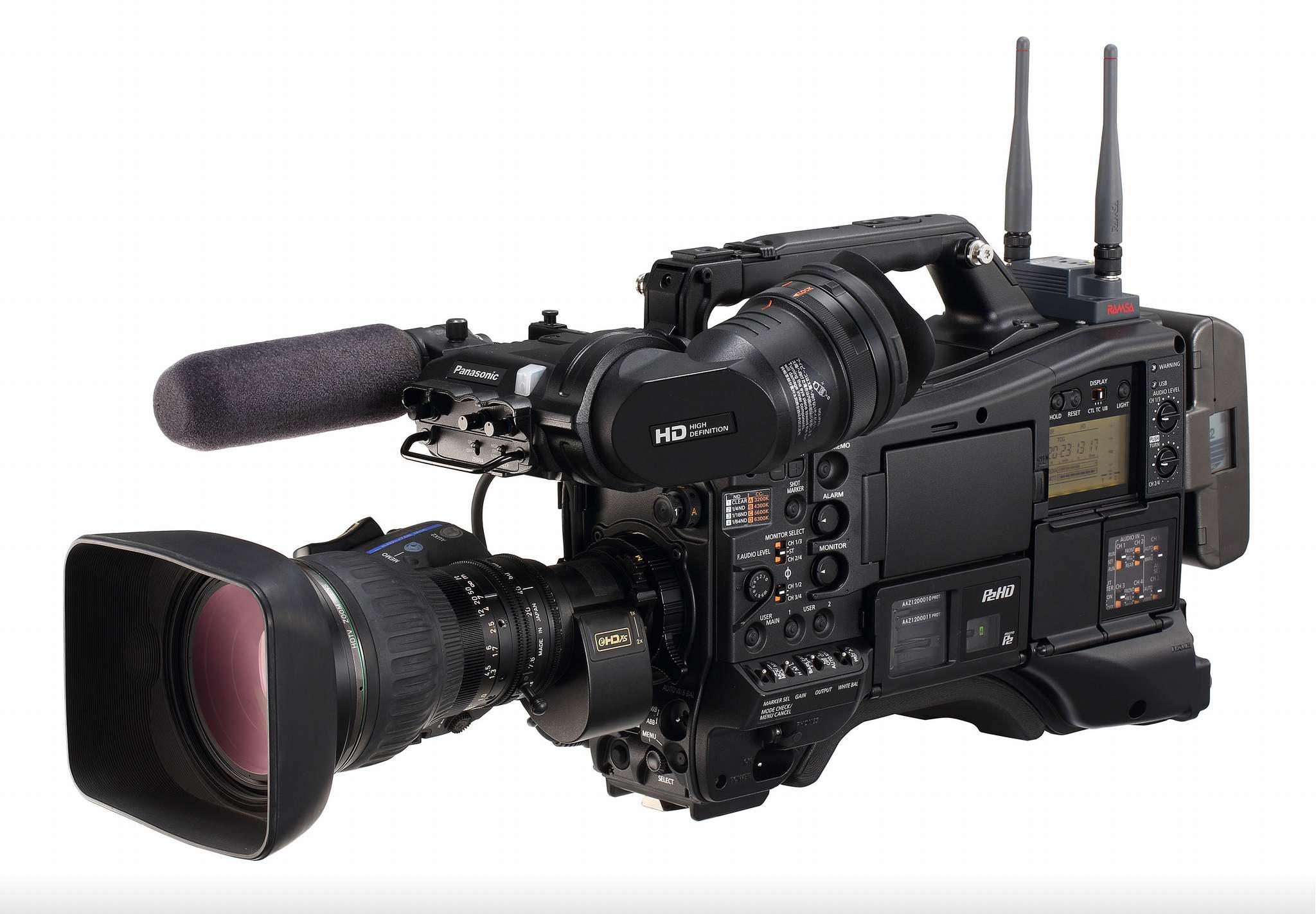 放送カメラ用CAC(色収差補正)技術の開発でエミー賞(R)を受賞~米国テレビ芸術科学アカデミーより、テレビ技術の発展・貢献に対して授与。パナソニック17回目の受賞