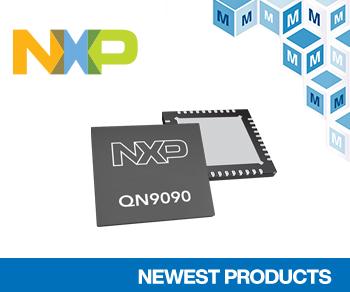 マウザー、NXP社のBluetooth 5 Low Energy SoC「QN9090」「QN9030」の取り扱いを開始