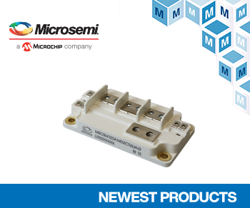 マウザー、SiC MOSFETとSiCダイオード両方の利点をもつMicrochip社製 ...