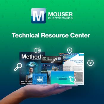 マウザー、技術コンテンツと製品情報が検索しやすい「テクニカル ...